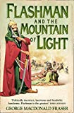 Front cover for the book Flashman and the Mountain of Light by George MacDonald Fraser