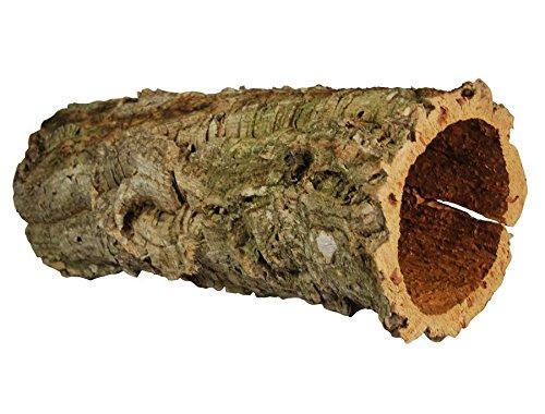 XL Korkröhre | Korktunnel | Korkrinde, ca. 60 cm,  = 15-20 cm (extra lang, extra dick, XXL) (60 cm...