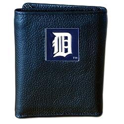 MLB Detroit Tigers Tri-fold Wallet