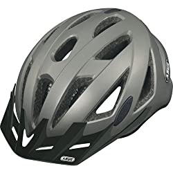 Abus 134036 - URBAN-I_v.2_Zoom_asphalt_grey_L Casco URBAN-I v.2 Zoom color asphalt grey talla L