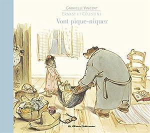 """Afficher """"Ernest et Célestine vont pique-niquer"""""""