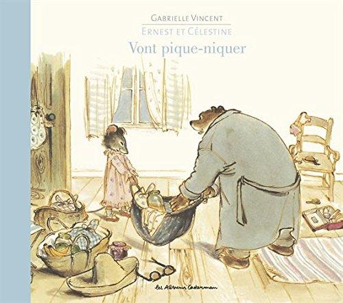 Ernest et Célestine : Vont pique-niquer