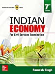 The book, 'Indian Economy' is prepared according to the structure and format of the Civil Services examination and covers the entire syllabus of the subject of Indian Economy. Written in simple and lucid language, the book provides explanation to al...