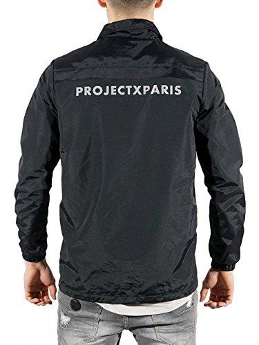 Project X Paris Herren Jacke Schwarz