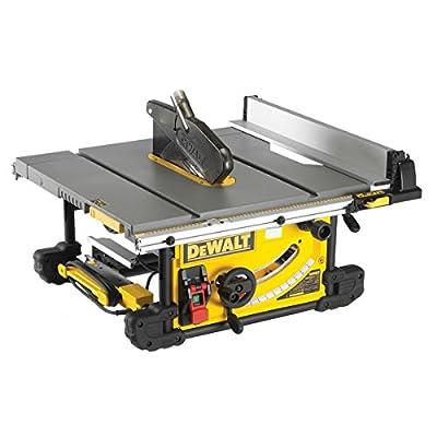 Dewalt DWE7491-LX 250 mm 110 V Table Saw with 825 mm Rip Capacity