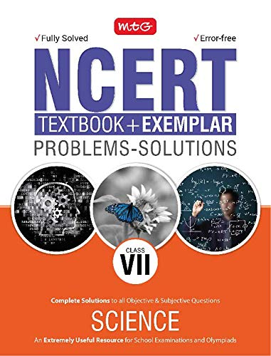NCERT Textbook + Exemplar Problem Solutions Science for Class 7