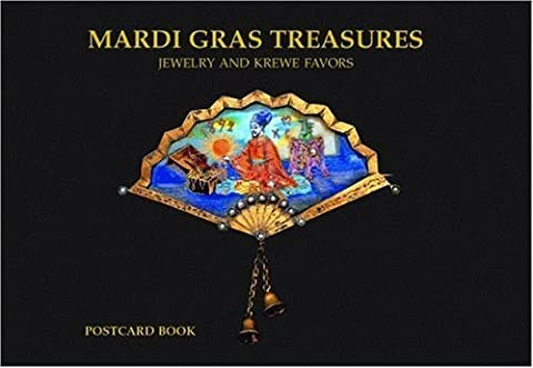 Mardi Gras Treasures: Jewelry of the Golden Age by Henri Schindler (2006-09-30)