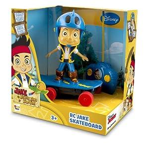 IMC Toys - Jake y los Piratas monopatín con radiocontrol (260115)