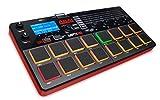 AKAI Professional MPX16  Portabler Finger Drumming Sample Pad Controller mit 16 Performance Ready Pads & eingebautem SD Kartenslot