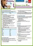 Klett Green Line 4 G9 Klasse 8 - Auf einen Blick: Grammatik passend zum Schulbuch - Harald Weisshaar