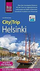 Reise Know-How CityTrip Helsinki: Reiseführer mit Faltplan und kostenloser Web-App