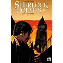 Sherlock Holmes année 1 T02