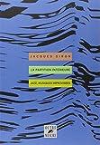 Telecharger Livres La Partition interieure jazz musiques improvisees (PDF,EPUB,MOBI) gratuits en Francaise