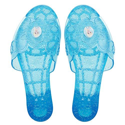 Frozen 29290 Die Eiskönigin Elsas Princessinnen, Schuhe, unisex-child, Blau, S