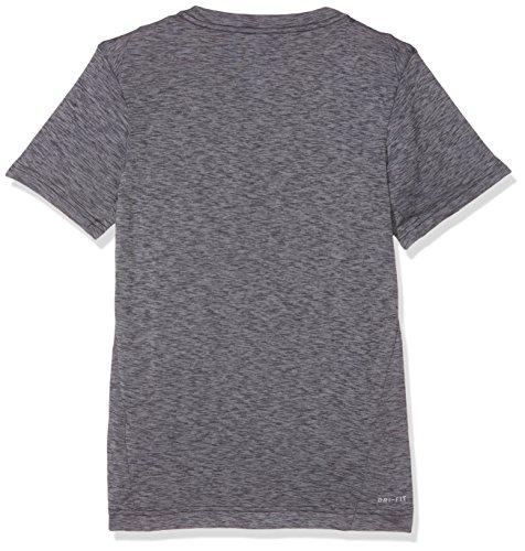 Nike B NK Dry Top SS Hyper Gfx T-shirt für rosa