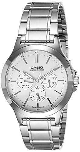 Casio Reloj con movimiento cuarzo japonés Man Mtp-V300D-7A 40.0 mm