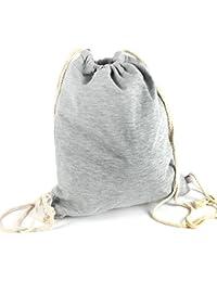 2e50053d3210e JOHNNY CHICOS Bag Sportbeutel Backpacks PU Leder Rucksack Schwarz Gold  Silver