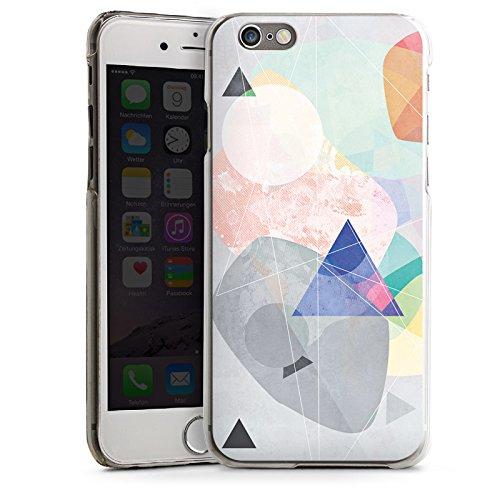 Apple iPhone 5s Housse Étui Protection Coque Motif Motif Design CasDur transparent