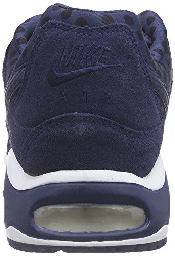 Nike Air Max Command Prm, Chaussures de Running Entrainement Homme, Noir, 43 EU Bleu (bleu marine minuit / bleu marine minuit - bleu escadrille)