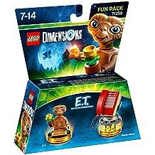 Figurine 'Lego Dimensions' - E.T. l'extra-terrestre - Pack Héros : Fun Pack