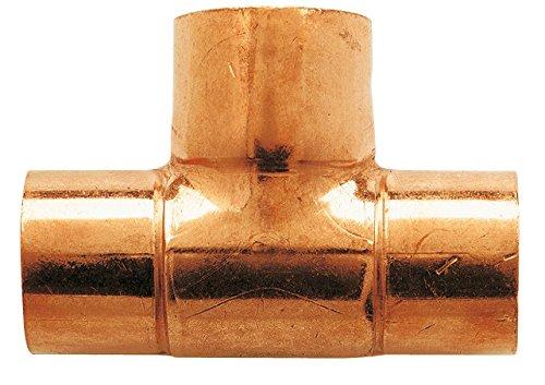Té réduit Femelle Raccords - Diamètre 22 - 14 - 22 mm - Vendu par 1