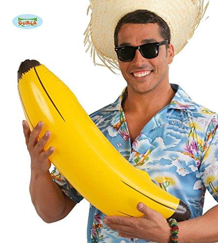 Preisvergleich Produktbild Fiestas Guirca GUI18402 - aufblasbare Banane, 70 cm