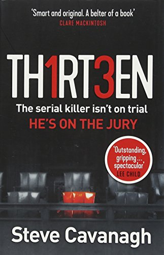 Thirteen: The serial killer isn't on trial. He's on the jury (I York Store New Heart)
