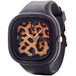 Flexwatches Black Leopard