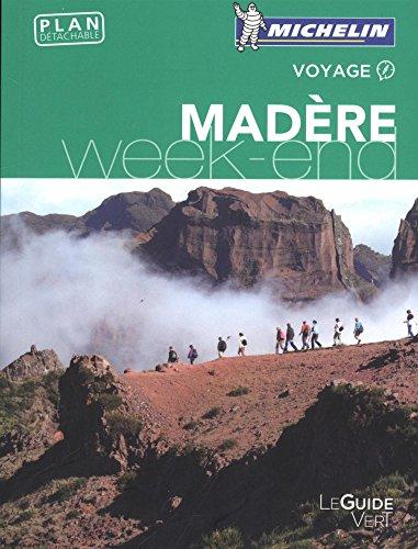 Guide Vert Week-End Madère Michelin par Michelin