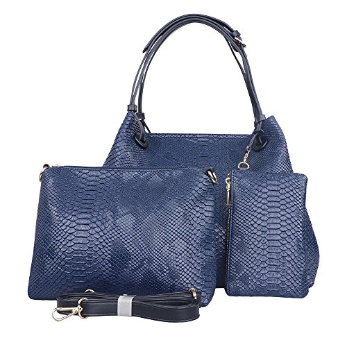 sotica-womens-3-piece-tote-bag-leather-handbag-fashion-shoulder-purse-bags-set-blue