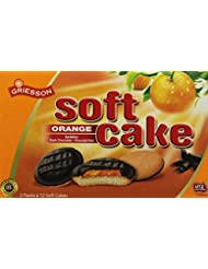 Griesson Soft Cake Orange, 300 g
