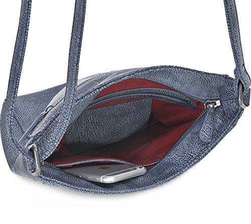 Fritzi Bag Emmi 2D Jeans Blue Blau
