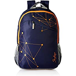 Skybags Footloose Colt 30 Ltrs Blue Casual Backpack (BPFCOP2EBLU)