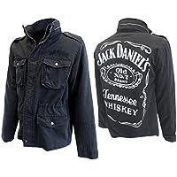 Giacca invernale da Jack Daniels 3X L Daniel' s Old No. 7Logo giacca in taglia XXXL