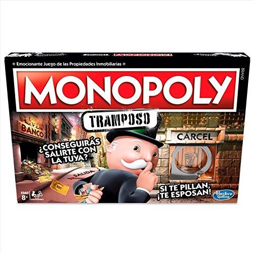 Monopoly Tramposo, Multicolor (Hasbro E1871105)