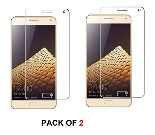 CLASSICO 2.5D Curved 9H Hardness Premium Set of 2 Tempered Glass For LYF WIND 4
