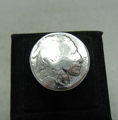 Sterling silber ring Indianer five centus USA 925 Größe 46-69 R001122 -