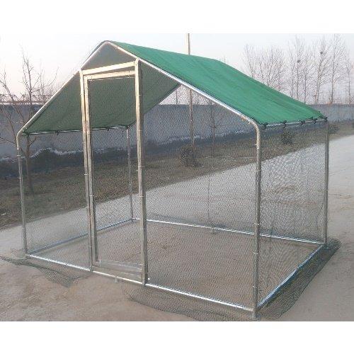 Recinto da giardino per pollaio, animali domestici e animali da cortile| modello s