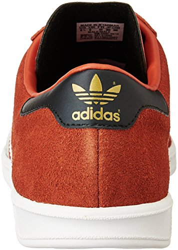 adidas Men's Hamburg Trainers, Multicolored (Crachi/Cblack/Goldmt), 9 UK
