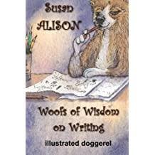 Woofs of Wisdom on Writing - Illustrated Doggerel
