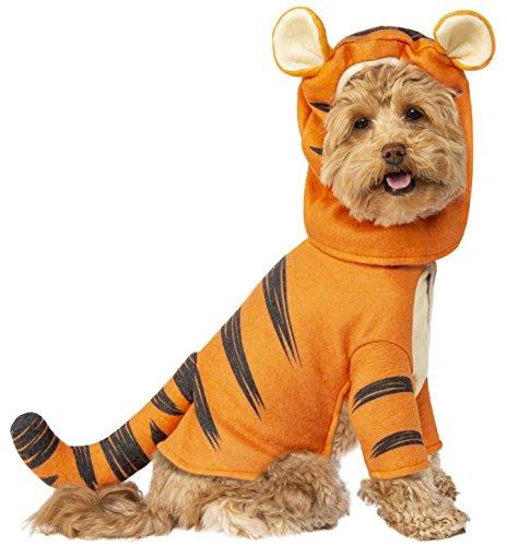 Rubie's Disney–Winnie Puuh Tigger, und die für Haustiere, Blau