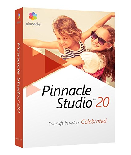Corel Pinnacle Studio 20 Standard ML - Software de Vídeo