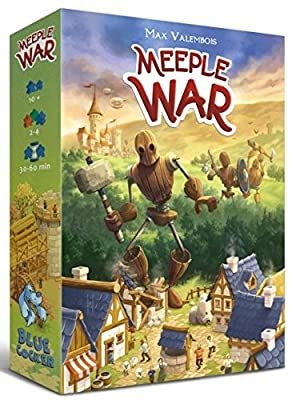 Blue Cocker - Meeple War