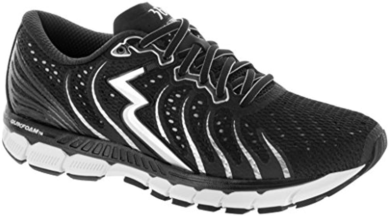 361° - Zapatillas de running de Material Sintético para hombre Negro negro/plata
