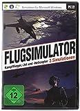 Flugsimulator - Kampfflieger, -Jet und -Helikopter