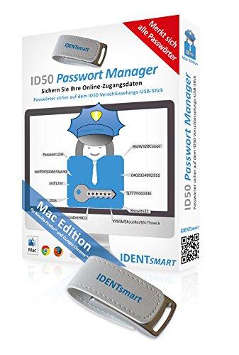 IDENTsmart ID50 Passwort Manager MAC