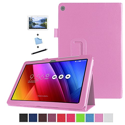 custodia tablet asus zenpad 10 TIODIO® 4 en 1 Smart Cover Protezione Custodia in Pelle per ASUS Zenpad 10 Z300CL Pollici Tablet Cover Caso Book Case con Auto Funzione Sonno
