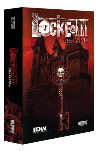 Preisvergleich Produktbild Locke & Key Cryptozoic Entertainment 1289 - Locke and Key, Brettspiel, Englisch