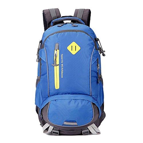 Männer und Frauen allgemeine Mode Sport Rucksack leichte große Kapazität Multifunktions Rucksack Outdoor Bergsteigen Tasche 2