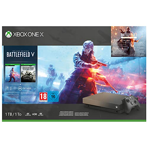 Pack Xbox One X + Battlef